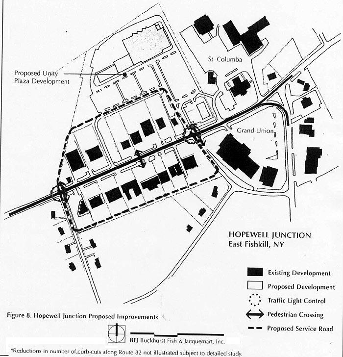 East Fishkill Traffic Circulation Plan